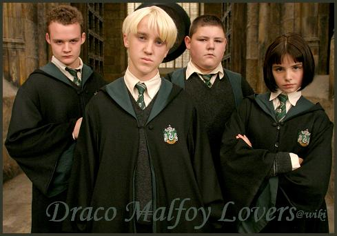 Draco Malfoy Lovers