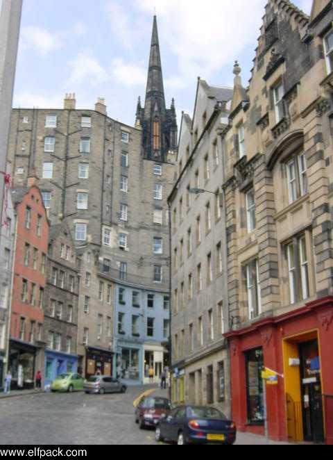Эдинбург великобритания