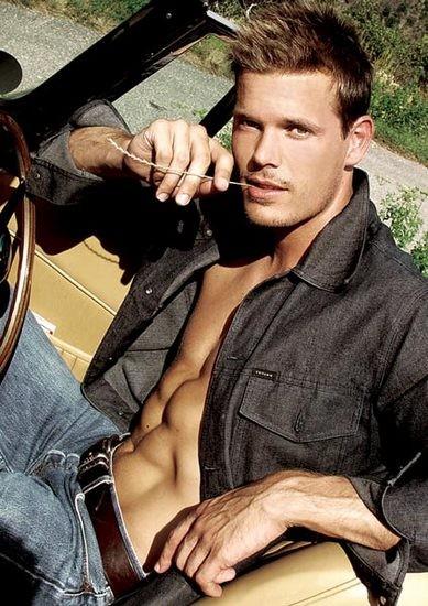 Men at play models